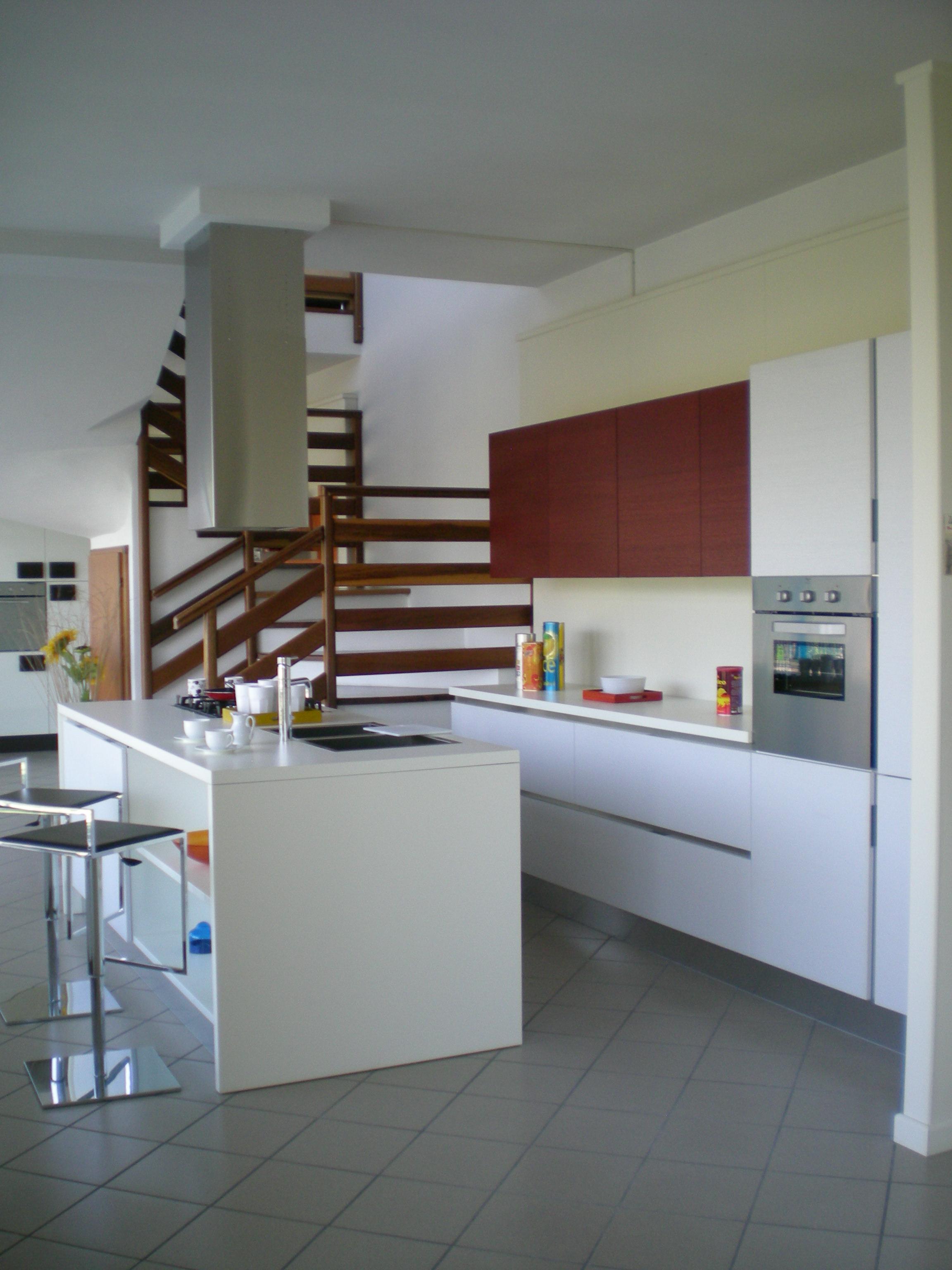 Cucina mod time mobili falegnameria veratelli a ferrara - Larghezza mobili cucina ...